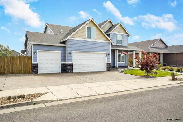 2582 Tuscan Ln NE, Albany, OR 97321 (MLS #781230) :: Sue Long Realty Group