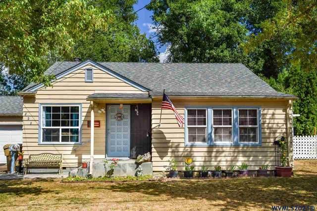 825 5th Av, Sweet Home, OR 97386 (MLS #781626) :: Change Realty