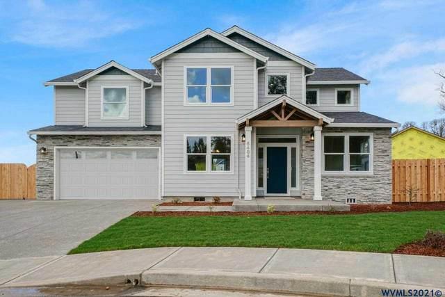 449 NE Pine St, Sublimity, OR 97385 (MLS #782304) :: Coho Realty