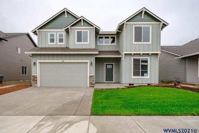 852 Pebble St, Brownsville, OR 97327 (MLS #782433) :: Sue Long Realty Group
