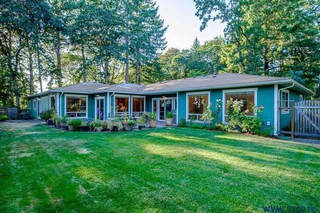 4210 SW Fairhaven Dr, Corvallis, OR 97333 (MLS #782688) :: Oregon Farm & Home Brokers
