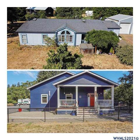 30435 Fairview (& 30439) Rd, Lebanon, OR 97355 (MLS #782987) :: Premiere Property Group LLC