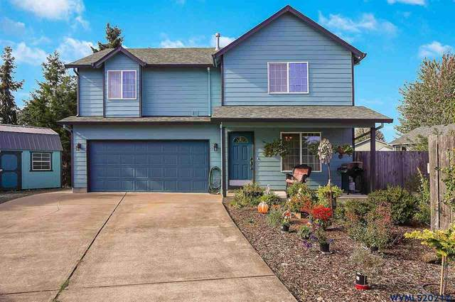 585 High Ct, Jefferson, OR 97352 (MLS #783444) :: Premiere Property Group LLC