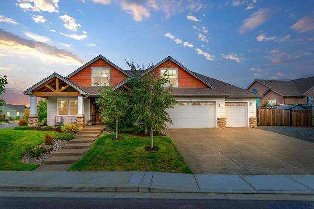 1536 SE Loganberry St, Dallas, OR 97338 (MLS #783673) :: Kish Realty Group