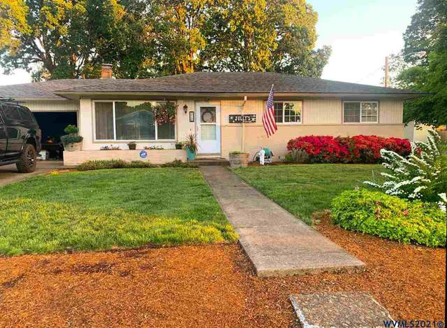 310 Greenwood Dr, Jefferson, OR 97352 (MLS #783827) :: Song Real Estate