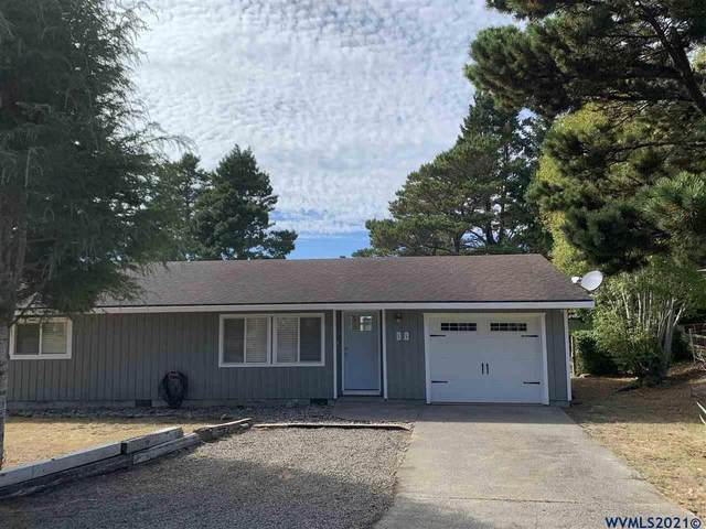 55 Spruce Ct, Depoe Bay, OR 97341 (MLS #784174) :: Sue Long Realty Group