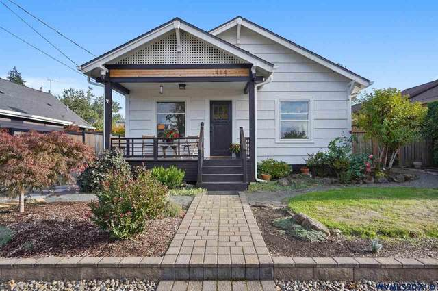 414 Jersey St, Silverton, OR 97381 (MLS #784569) :: Premiere Property Group LLC