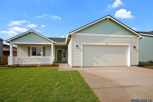1030 Winfield St, Gervais, OR 97026 (MLS #784675) :: Oregon Farm & Home Brokers