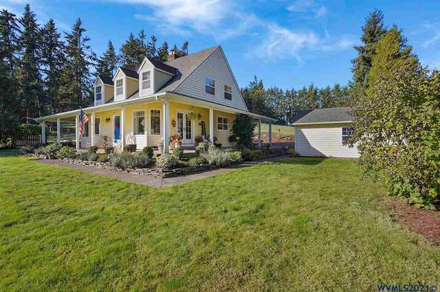 7657 Sherman Rd SE, Aumsville, OR 97325 (MLS #784846) :: Sue Long Realty Group