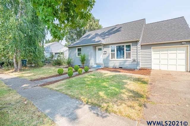 1880 23rd St NE, Salem, OR 97301 (MLS #784865) :: Sue Long Realty Group