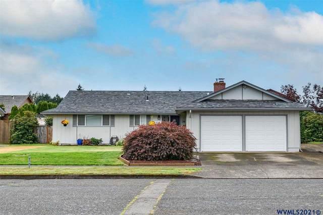 1368 Westwood Dr, Stayton, OR 97383 (MLS #784905) :: Song Real Estate