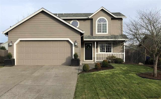 415 S 5th St, Jefferson, OR 97352 (MLS #729216) :: HomeSmart Realty Group