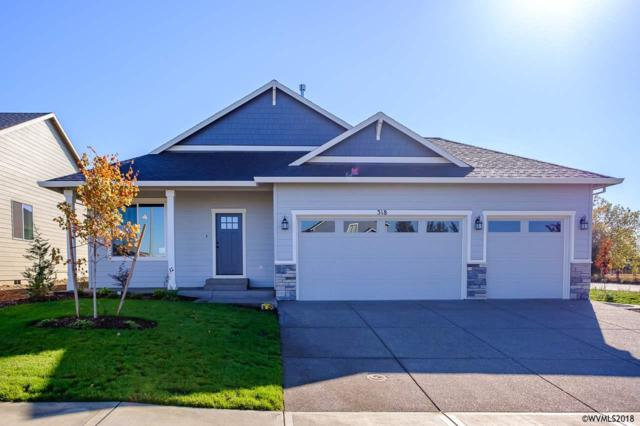318 Makayla (Lot #4) St, Aumsville, OR 97325 (MLS #729483) :: HomeSmart Realty Group