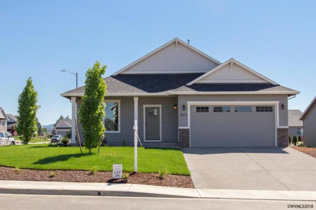 672 SE Mustang Lp, Sublimity, OR 97385 (MLS #732886) :: HomeSmart Realty Group