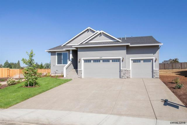 677 SE Mustang Lp, Sublimity, OR 97385 (MLS #732896) :: Gregory Home Team