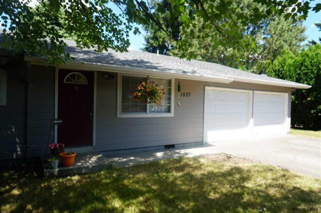 1537 Western Pl, Stayton, OR 97383 (MLS #736100) :: HomeSmart Realty Group