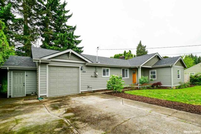 224 Juedes Av N, Keizer, OR 97303 (MLS #748950) :: Gregory Home Team