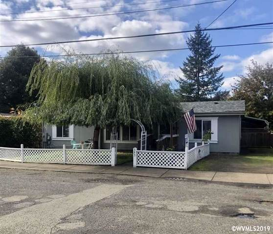393 SW Fir St, Willamina, OR 97396 (MLS #754994) :: Sue Long Realty Group