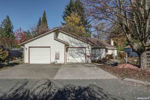 505 E Mill Stream Woods (-515), Stayton, OR 97383 (MLS #757081) :: Sue Long Realty Group