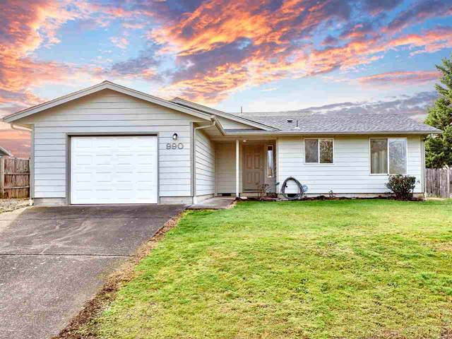 990 Cheryl St, Aumsville, OR 97325 (MLS #757820) :: Gregory Home Team