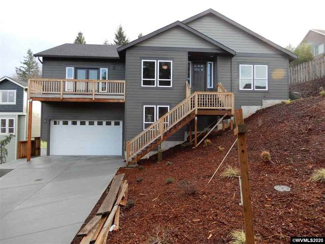 1120 Cascadia Ridge Dr, Estacada, OR 97023 (MLS #758741) :: Sue Long Realty Group