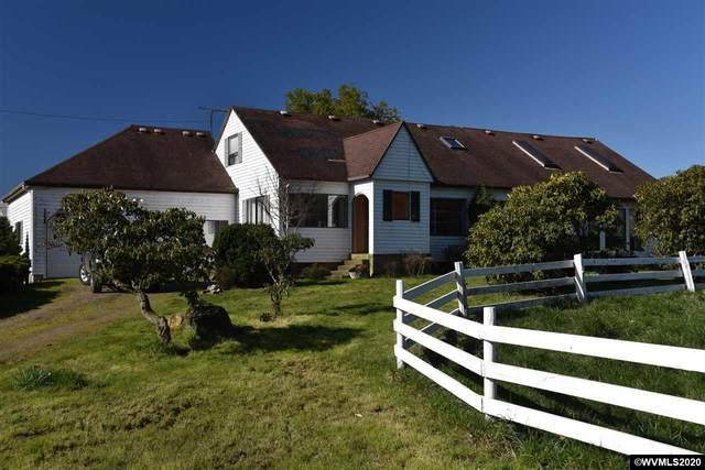 22700 Sandlake Rd, Cloverdale, OR 97112 (MLS #760215) :: Premiere Property Group LLC