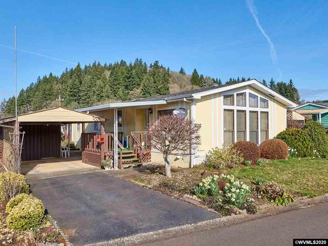1307 S Water (#46) #46, Silverton, OR 97381 (MLS #760639) :: Gregory Home Team