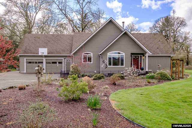 38430 Goar Rd, Scio, OR 97374 (MLS #762111) :: Gregory Home Team