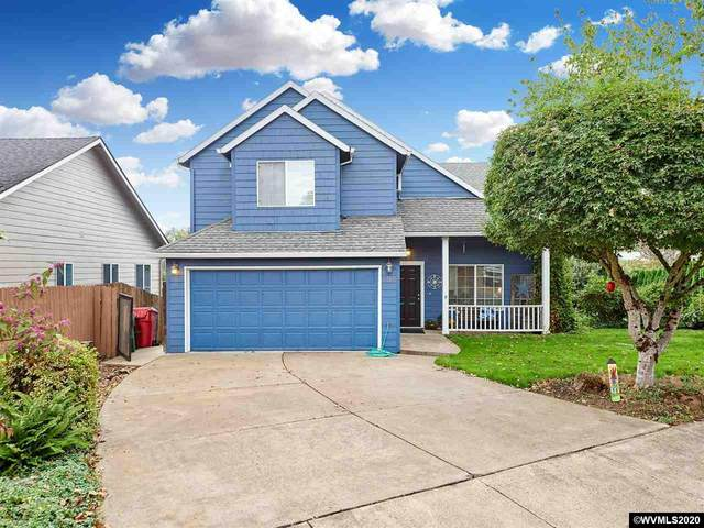 208 Sweden Cl, Silverton, OR 97381 (MLS #768517) :: Sue Long Realty Group