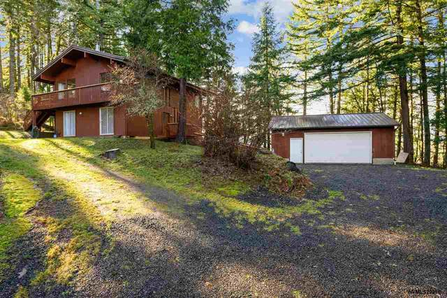 20550 Fir Grove Rd, Monmouth, OR 97361 (MLS #773378) :: The Beem Team LLC