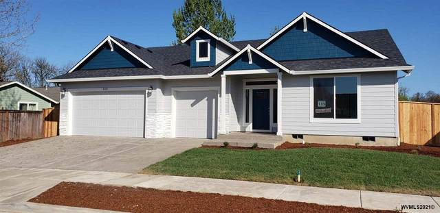 4121 Woodward Dr NE, Albany, OR 97322 (MLS #774815) :: Sue Long Realty Group