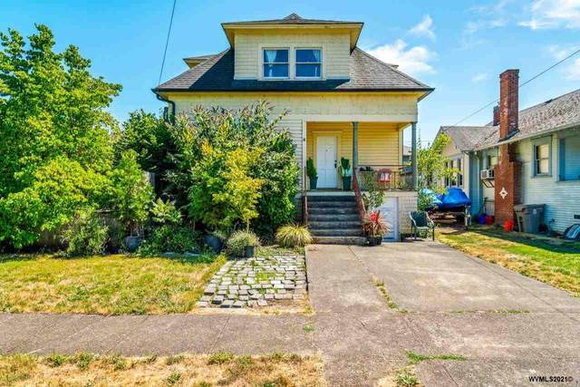 418 5th (-410) SW, Albany, OR 97321 (MLS #780072) :: Sue Long Realty Group