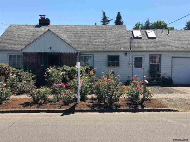 255 Clay St E, Monmouth, OR 97361 (MLS #736457) :: HomeSmart Realty Group