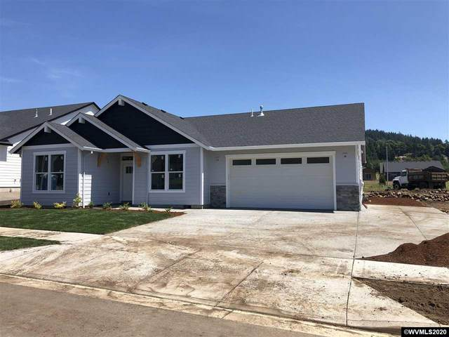 1458 Meadow Av, Silverton, OR 97381 (MLS #763062) :: Sue Long Realty Group