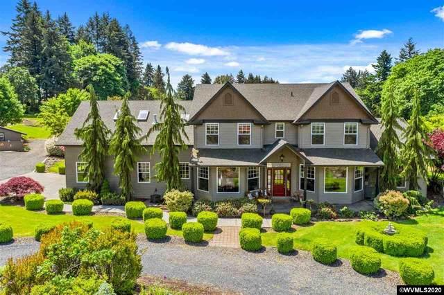 41638 Kingston Jordan Rd SE, Stayton, OR 97383 (MLS #763503) :: Hildebrand Real Estate Group