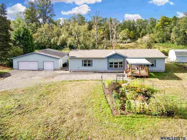 15984 N Santiam Hwy SE, Stayton, OR 97383 (MLS #782726) :: Premiere Property Group LLC