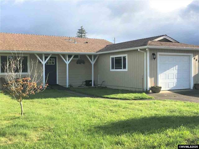 402 Clover St, Aumsville, OR 97325 (MLS #763434) :: Gregory Home Team