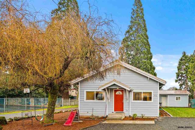 418 Park St, Silverton, OR 97381 (MLS #772916) :: Sue Long Realty Group