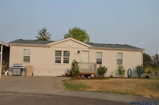 34505 Riverside (#43) SW #43, Albany, OR 97321 (MLS #782666) :: Coho Realty