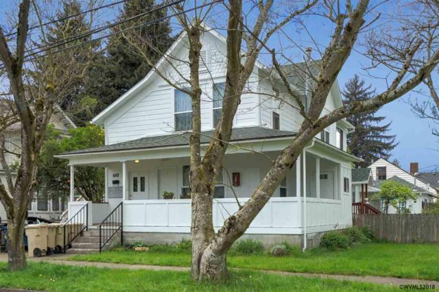 542 NW 11th, Corvallis, OR 97330 (MLS #732263) :: Gregory Home Team