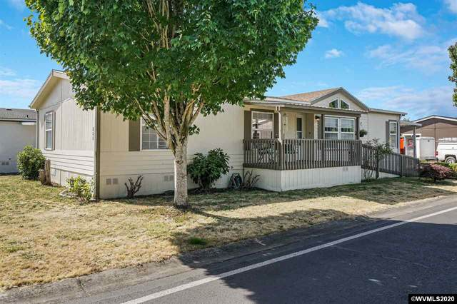 800 Abbey (#76) #76, Aumsville, OR 97325 (MLS #765178) :: Gregory Home Team