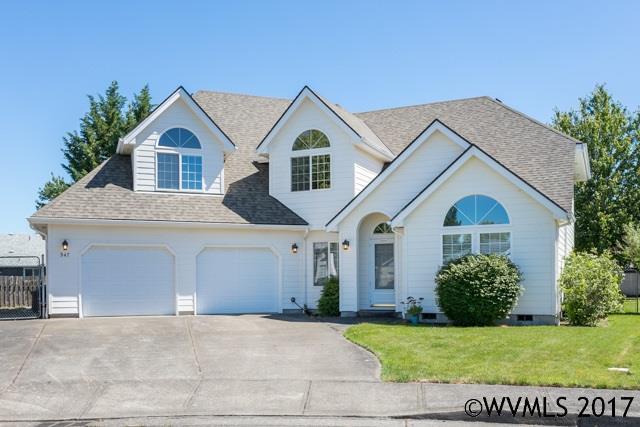 347 Glen Oak Ct E, Monmouth, OR 97361 (MLS #720115) :: HomeSmart Realty Group