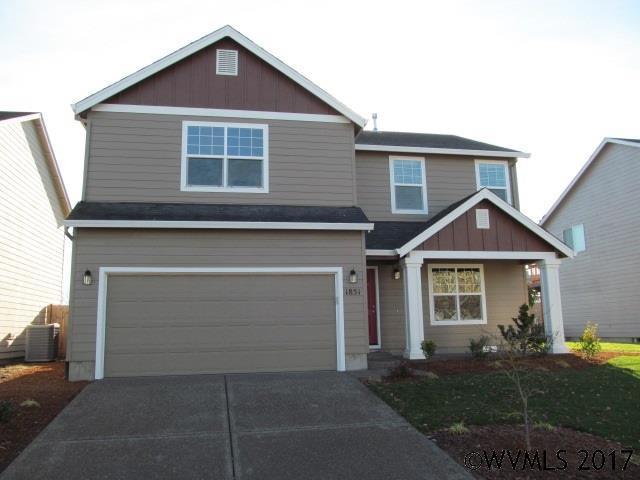 1851 Parkmeadow Av, Monmouth, OR 97361 (MLS #727307) :: HomeSmart Realty Group