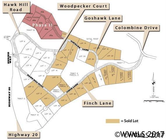 Goshawk (Lot #24), Philomath, OR 97370 (MLS #727694) :: Sue Long Realty Group