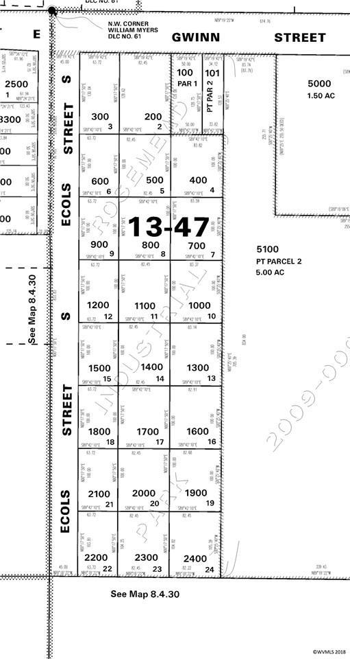 Ecols Lot 8, Monmouth, OR 97361 (MLS #728128) :: Sue Long Realty Group