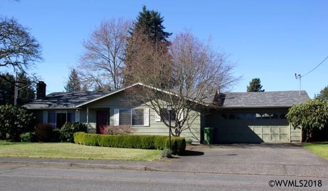 1105 Highland Dr, Stayton, OR 97383 (MLS #730554) :: HomeSmart Realty Group