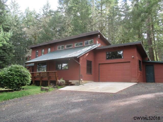 34501 SW Buck Hollow Rd, Sheridan, OR 97378 (MLS #730642) :: HomeSmart Realty Group