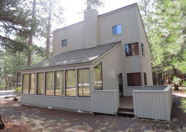 70677 Steeple Bush, Black Butte, OR 97759 (MLS #730646) :: HomeSmart Realty Group