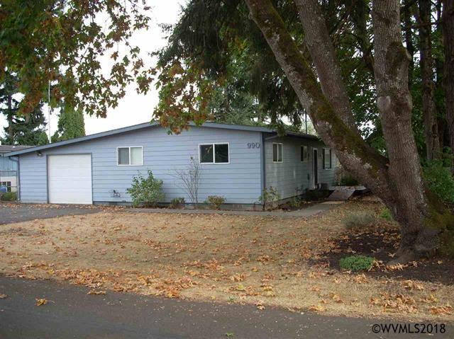 990 Washington St, Aumsville, OR 97325 (MLS #732300) :: Song Real Estate