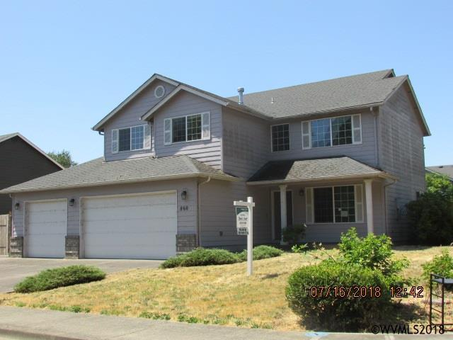 860 Catron St N, Monmouth, OR 97361 (MLS #736453) :: Sue Long Realty Group